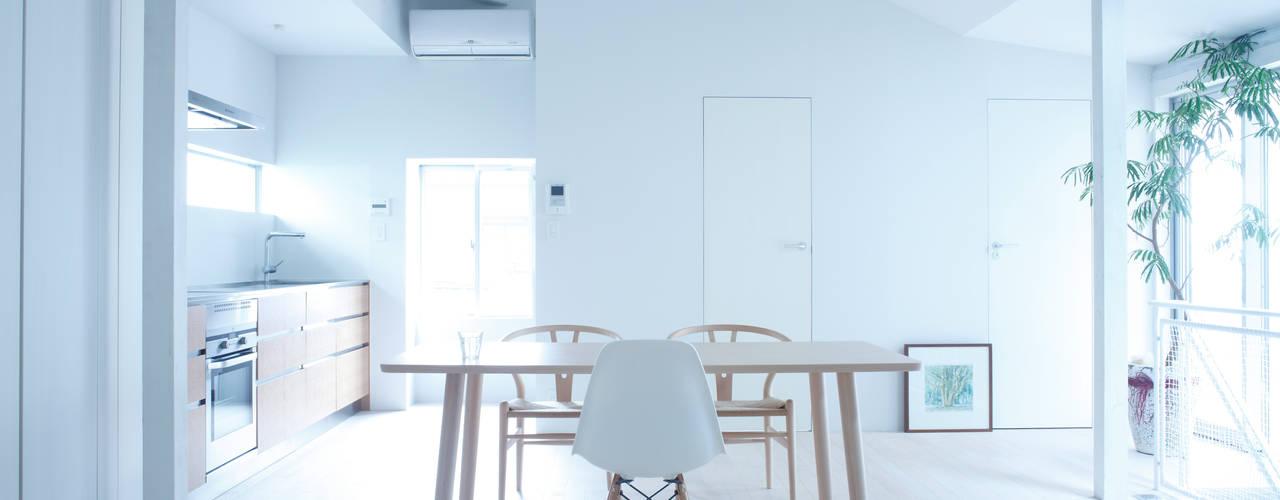 白山の家: 一級建築士事務所 こよりが手掛けた家です。