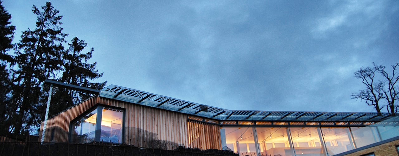 Limpley Stoke Eco House by Hewitt Studios