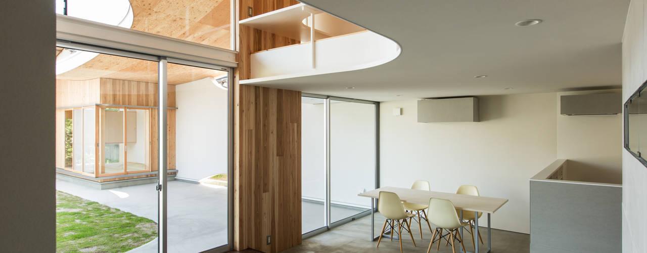 被衣の家 Shawl House: y+M design officeが手掛けた家です。