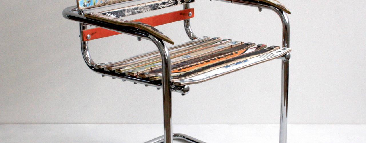 Brettschwinger Upcycling Stühle Colourform EsszimmerStühle und Bänke