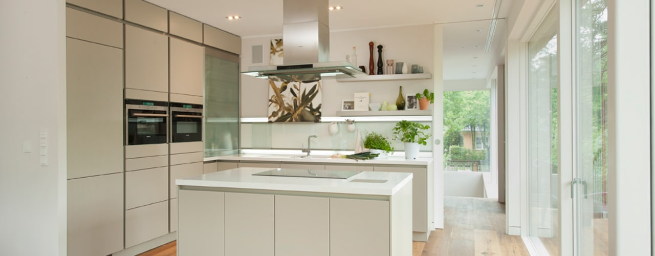 Кухни в . Автор – Cubus Projekt GmbH