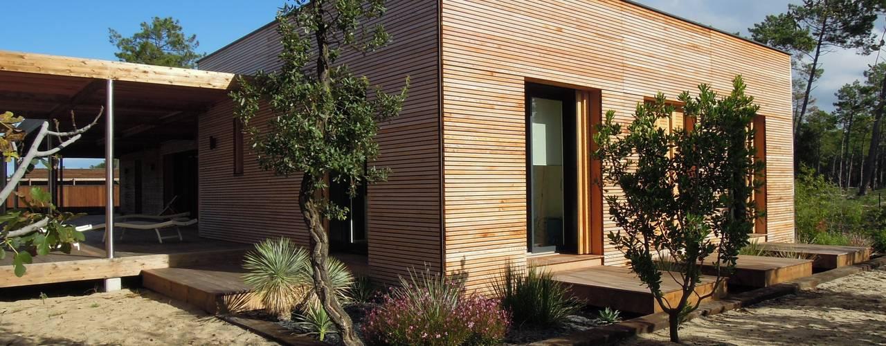 Casas modernas: Ideas, diseños y decoración de Nov'archi Moderno