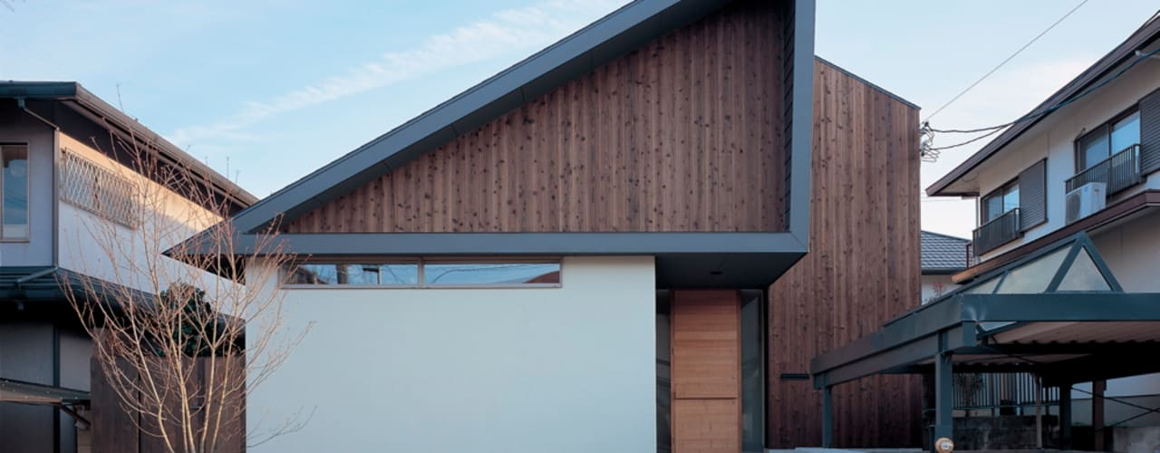 SATE -扠- 作人 -Architecture Design Sakutto- モダンな 家