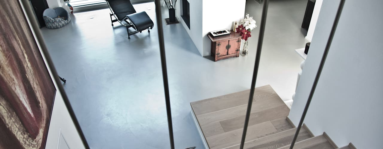 modern  by Resin Floor srl, Modern