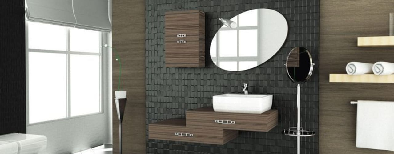 Bathroom by MAESTA BATHROOM FURNITURE