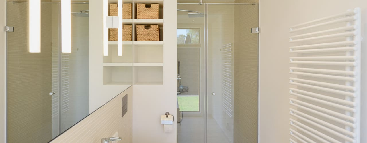 Ванные комнаты в . Автор – Möhring Architekten