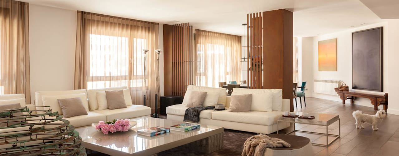Modern Living Room by ESTER SANCHEZ LASTRA Modern