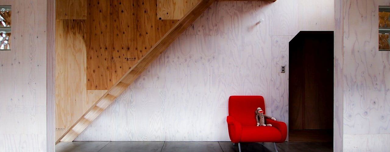 Koridor dan lorong by AtelierorB