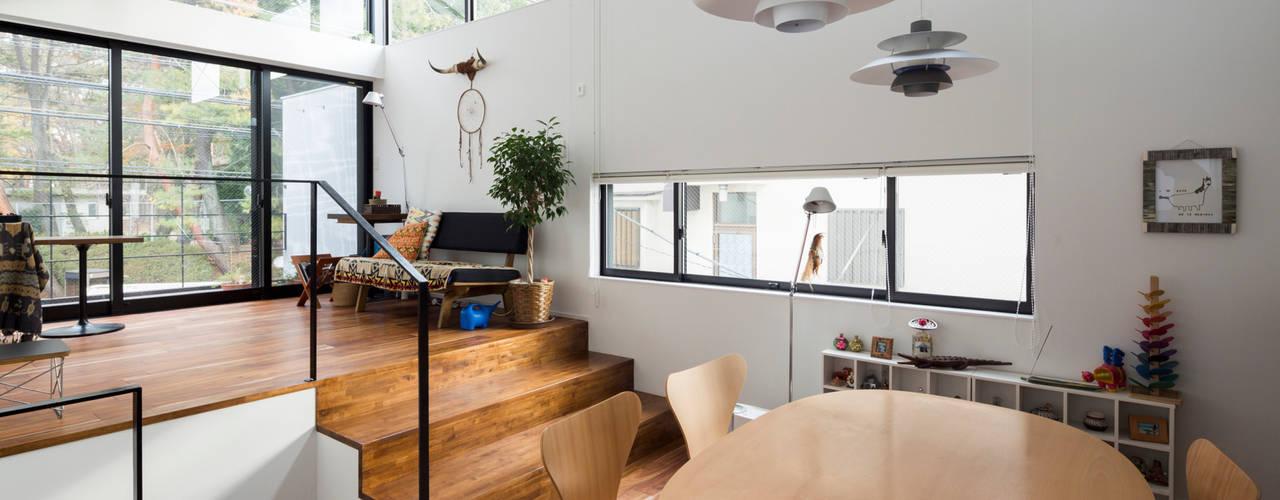 Столовые комнаты в . Автор – Studio R1 Architects Office