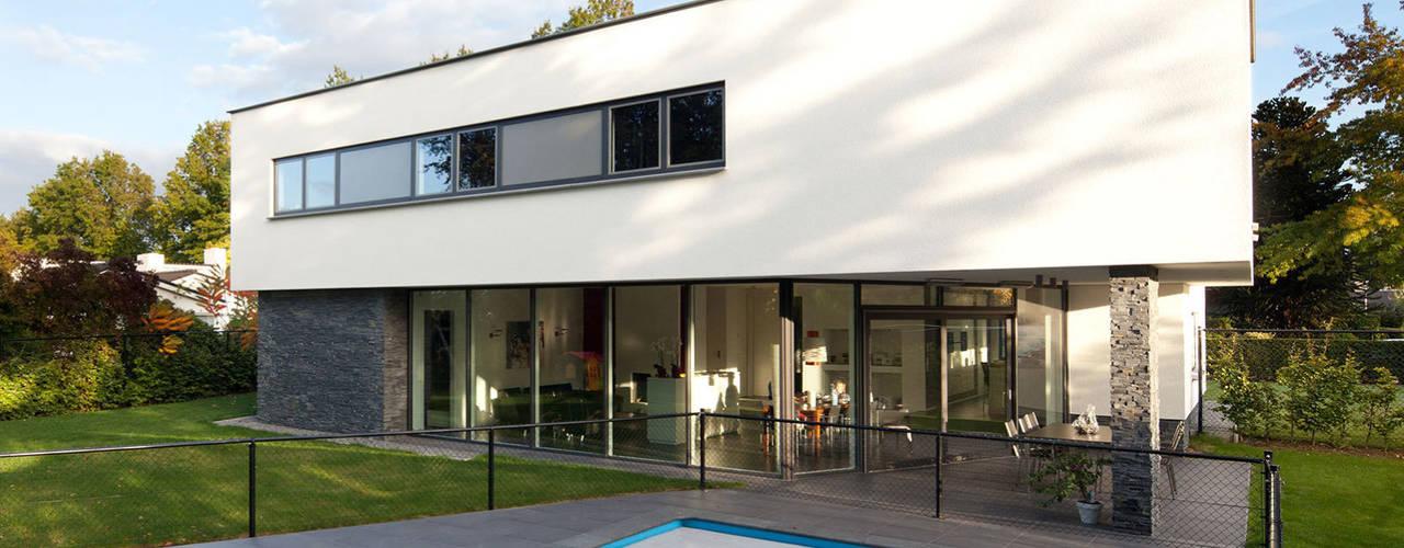 woonhuis H Sittard:   door 3d Visie architecten