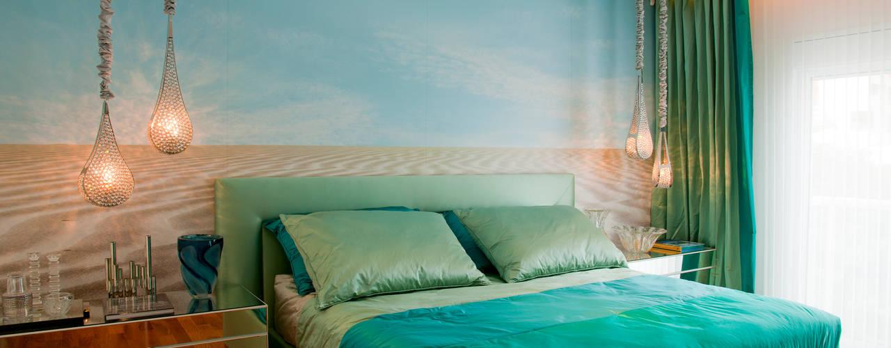 Bedroom by Brunete Fraccaroli Arquitetura e Interiores, Modern