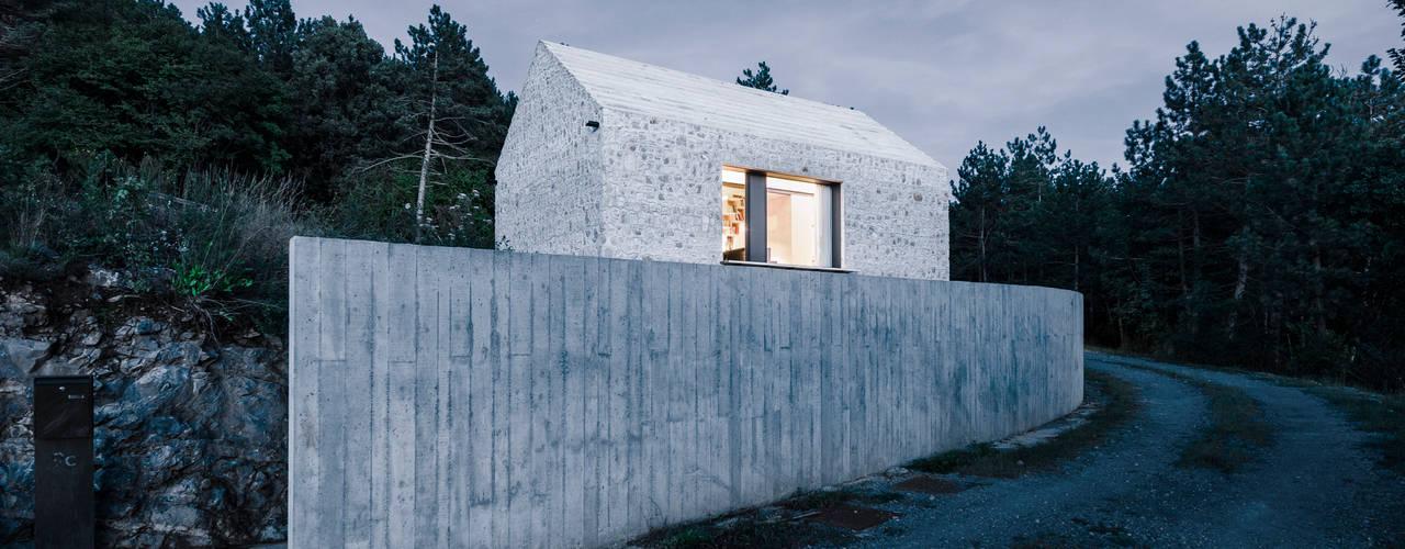 Häuser von dekleva gregorič arhitekti, Modern