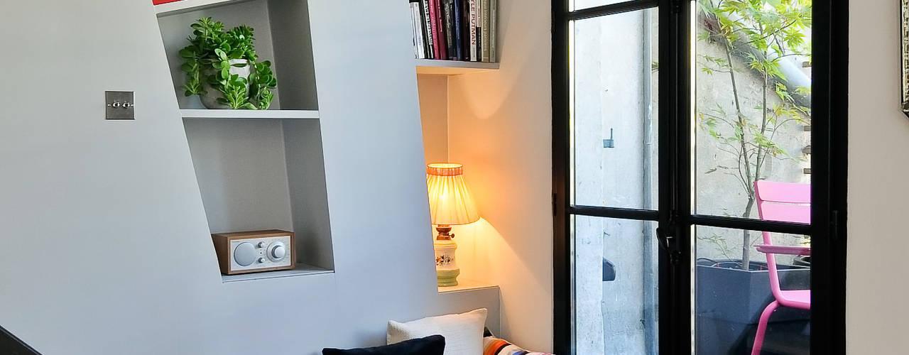 Salas de estilo  por Marion Rocher
