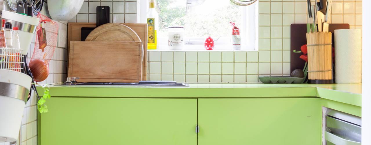 Projekty,  Kuchnia zaprojektowane przez Whitaker Studio