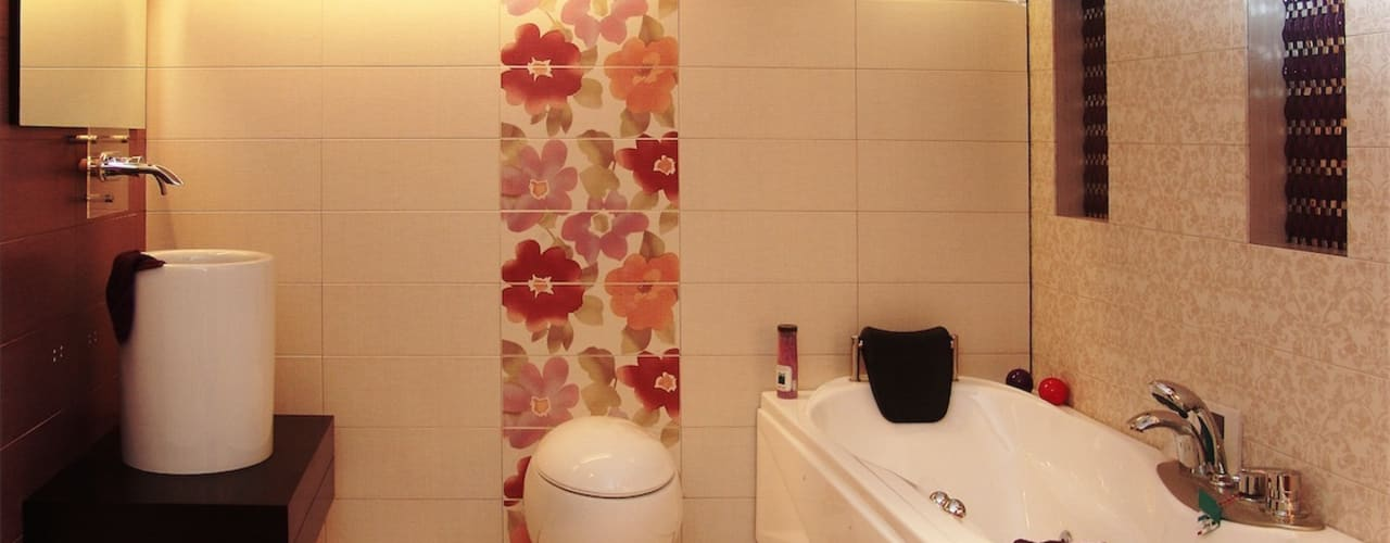 Small Bathroom Tile Ideas For Indian Homes Homify