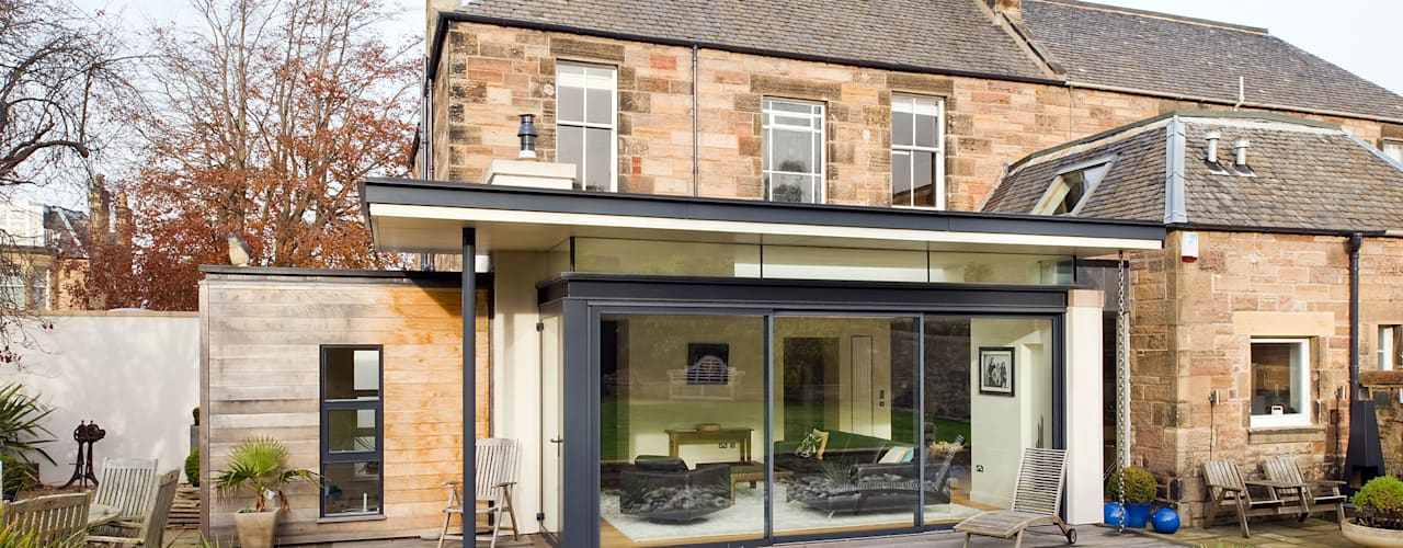 Cluny Drive, Edinburgh от Chris Humphreys Photography Ltd