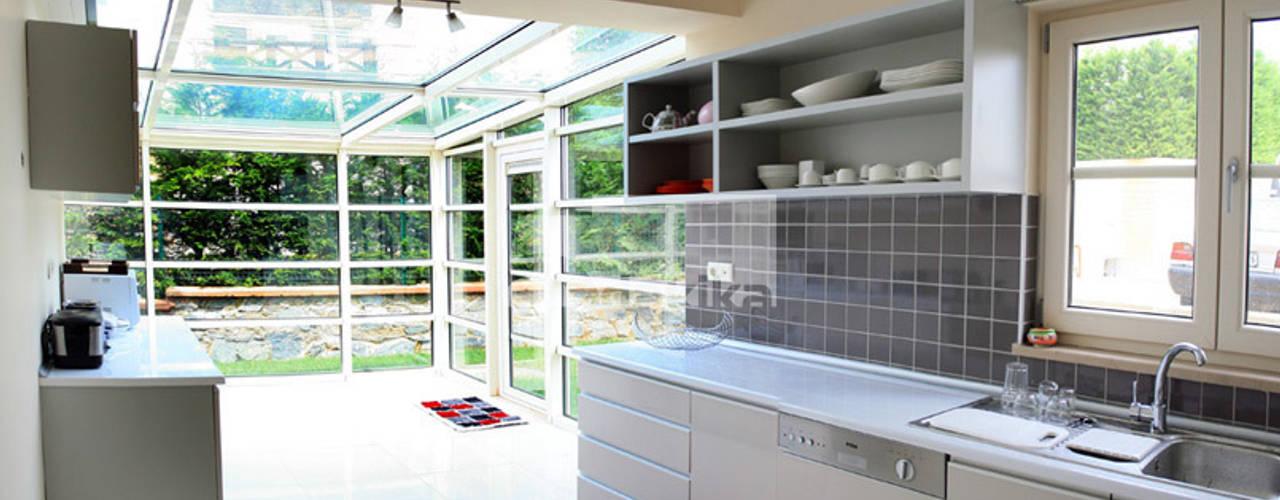 5 dakika - Mekansal Hizmetler Modern Mutfak 5 dakika Deneyim Tasarımı / Experience Design Modern