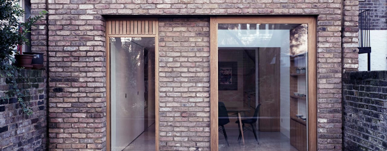 House Extension & Alterations, Islington by ABN7 Architects