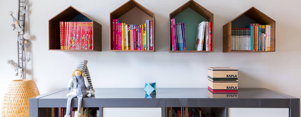 Chambre Enfant: Chambre d'enfant de style  par K Design Agency