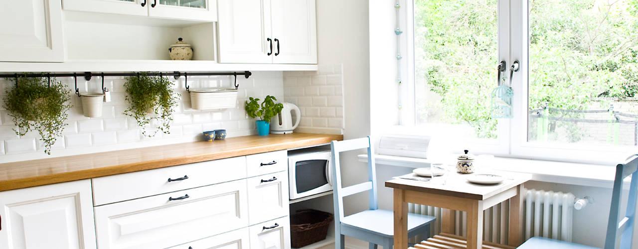 Dom jak z bajki. Skandynawska kuchnia od Miśkiewicz Design Skandynawski