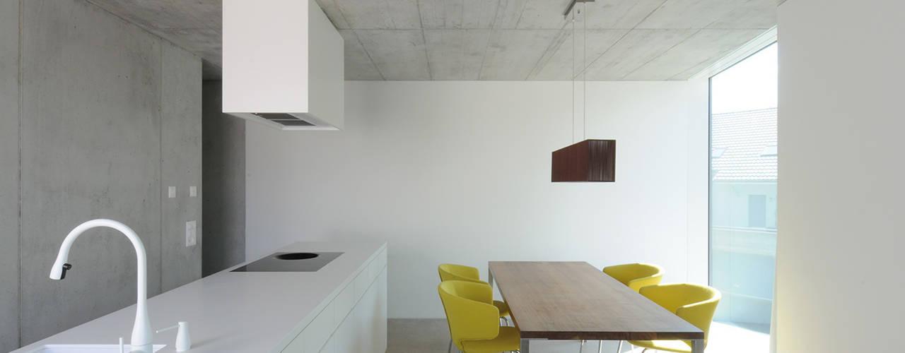 Wohn- und Atelierhaus Mühlestrasse, Edlibach Schweiz:   von amreinherzig