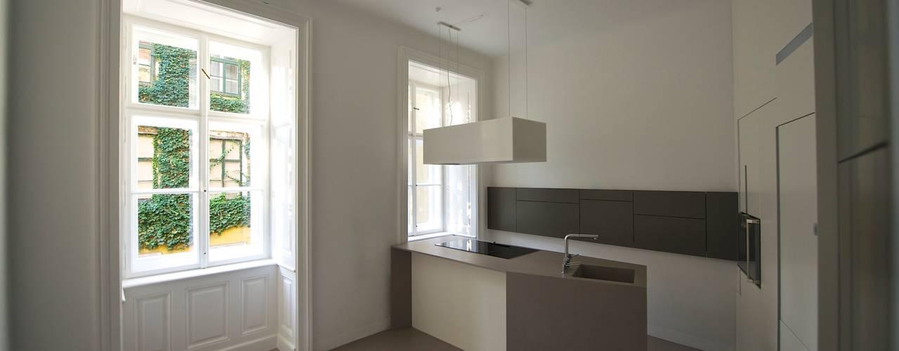 Eclectische keukens van 3rdskin architecture gmbh Eclectisch