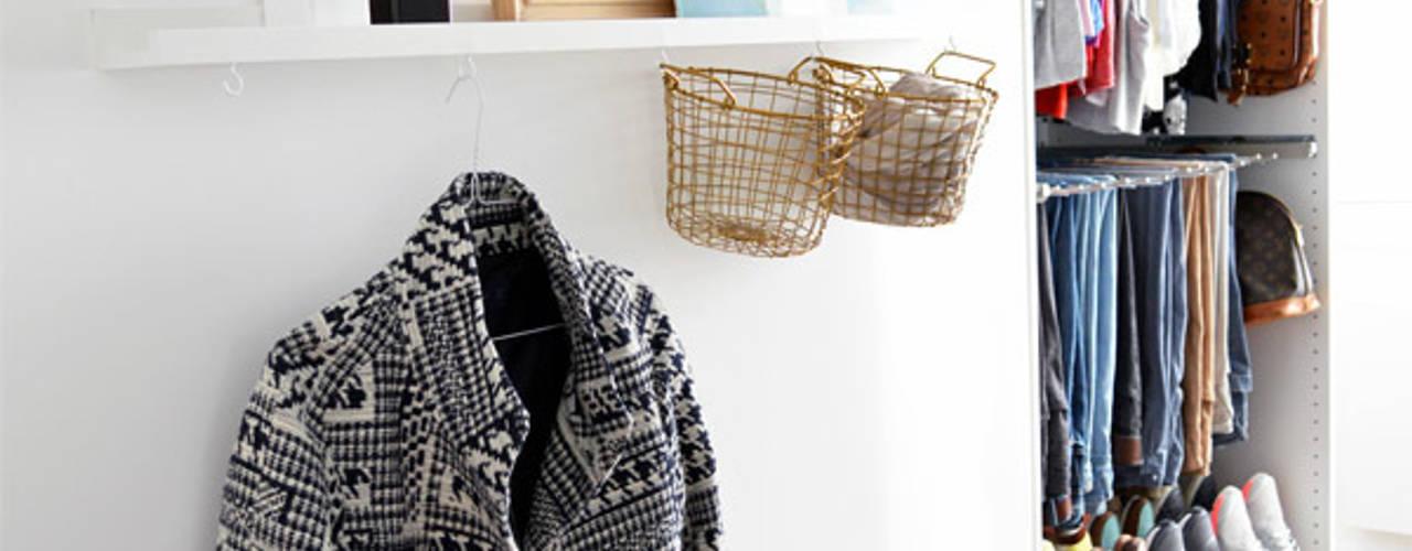 Bekend Je kleding ophangen: zo doe je dat! | homify #LT96
