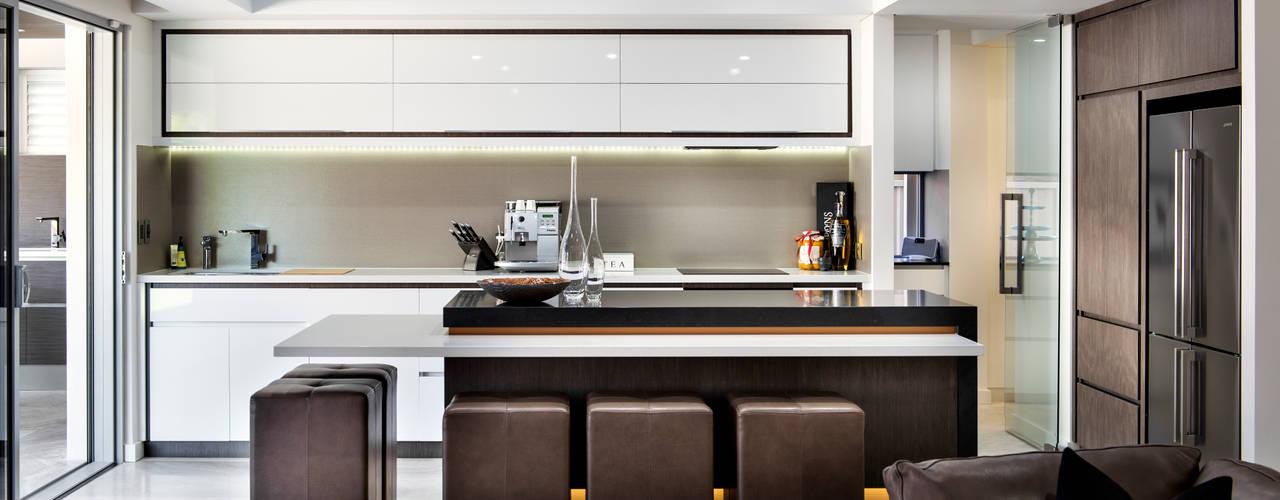 Menora Residence Cocinas modernas de Moda Interiors Moderno