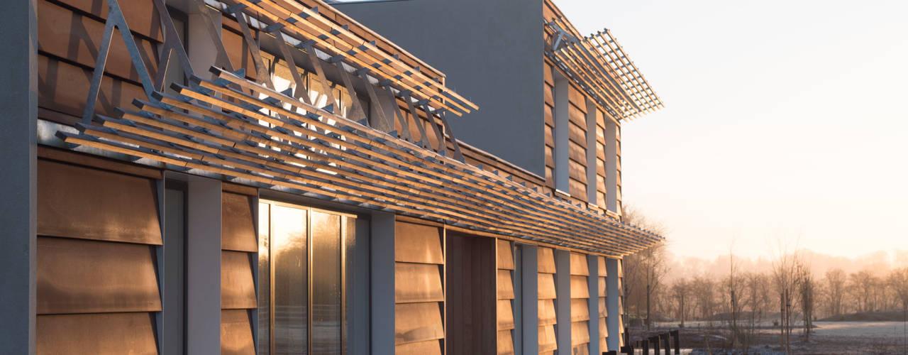 Berkhamstead Home โดย Facit Homes อินดัสเตรียล