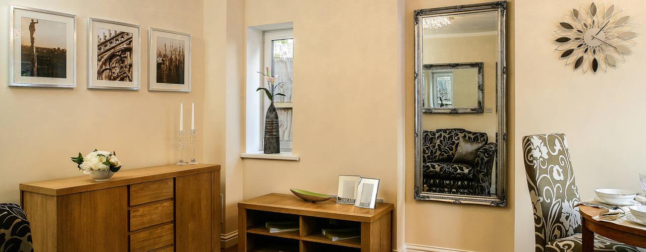 Salas de estilo  por Lujansphotography