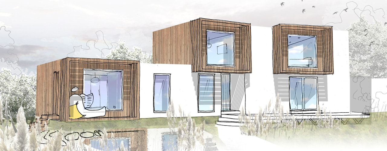 Tring House от Facit Homes