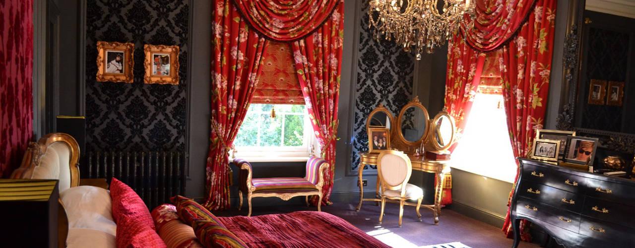 غرفة نوم تنفيذ International Soft Furnishers, كلاسيكي