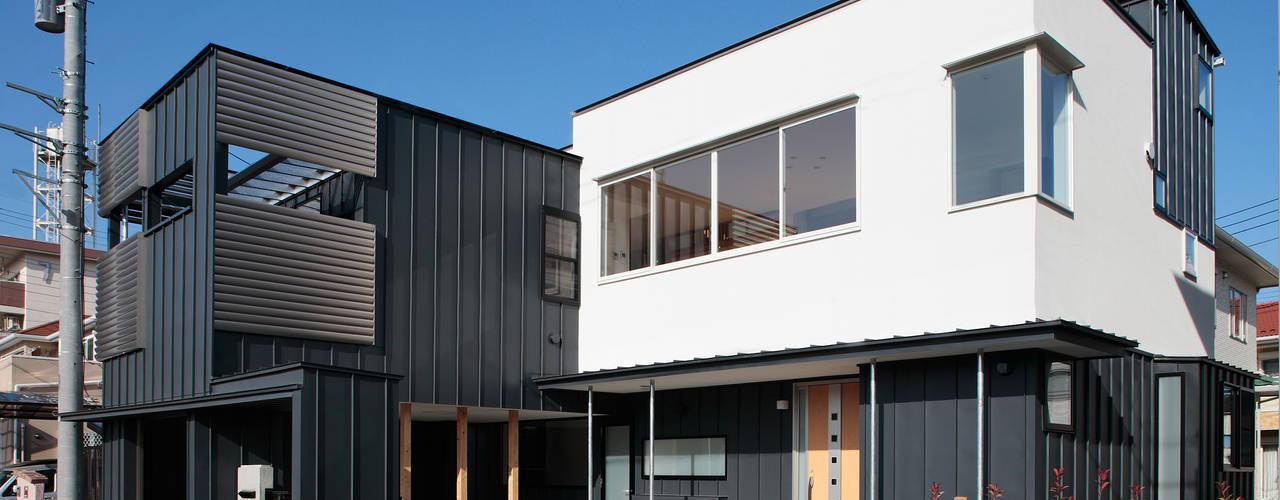 NKMR: 守山登建築研究所が手掛けた家です。