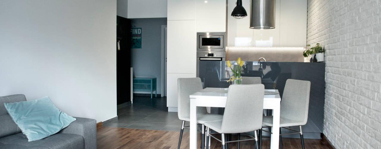 PWZ: styl , w kategorii Kuchnia zaprojektowany przez Och_Ach_Concept