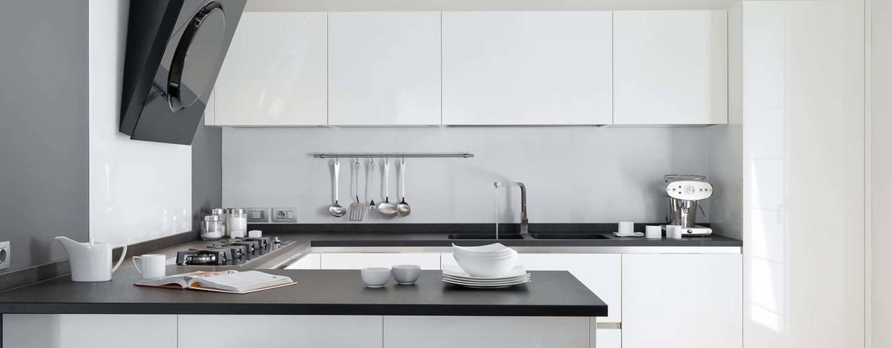 Minimalistische Küchen von SANSON ARCHITETTI Minimalistisch