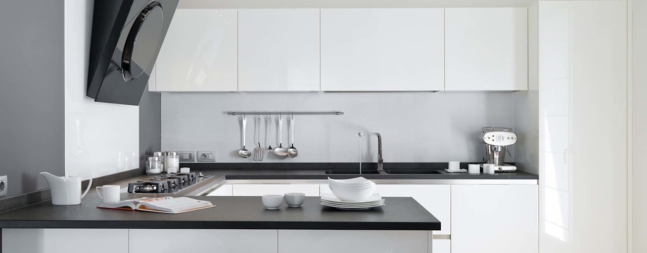 Dapur Minimalis Oleh SANSON ARCHITETTI Minimalis