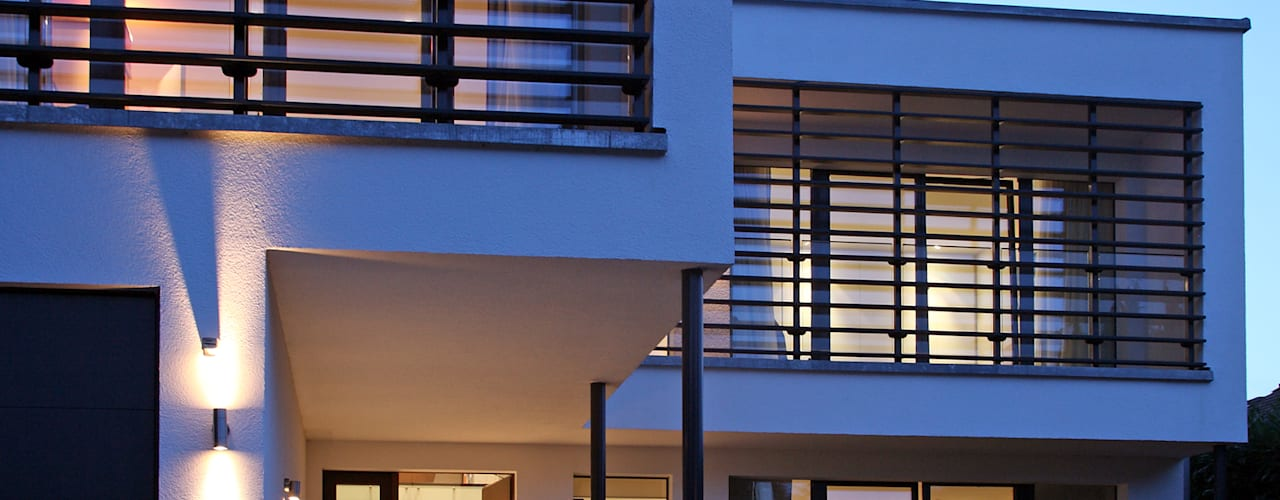 moderne Huizen door Nicolas Tye Architects