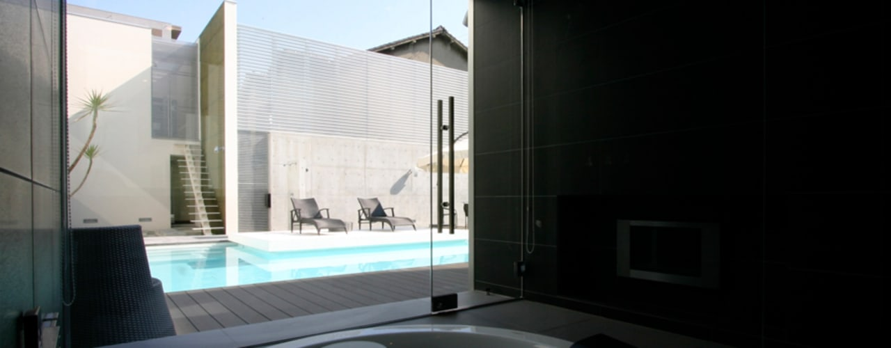 Vase: エスプレックス ESPREXが手掛けた浴室です。