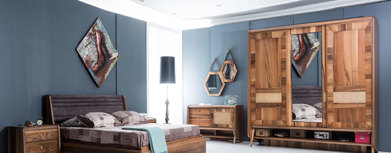 homify BedroomAccessories & decoration