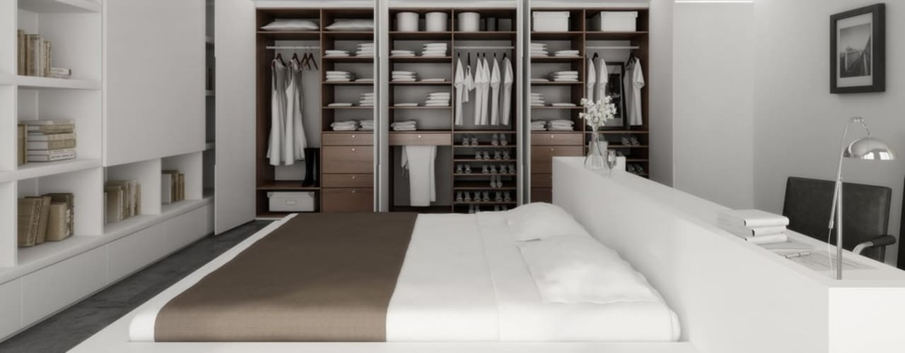 MUEBLES RABANAL SL Classic style dressing room