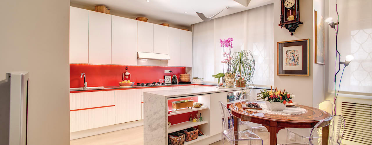 MOB ARCHITECTS:  tarz Yemek Odası