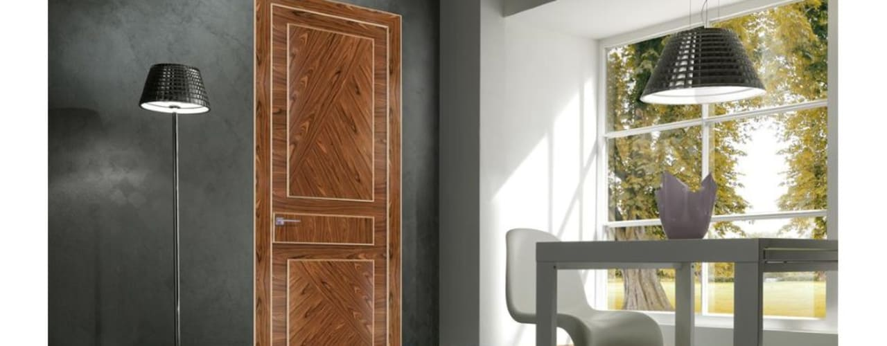 TONDIN PORTE SRL con unico socio Eclectic style windows & doors