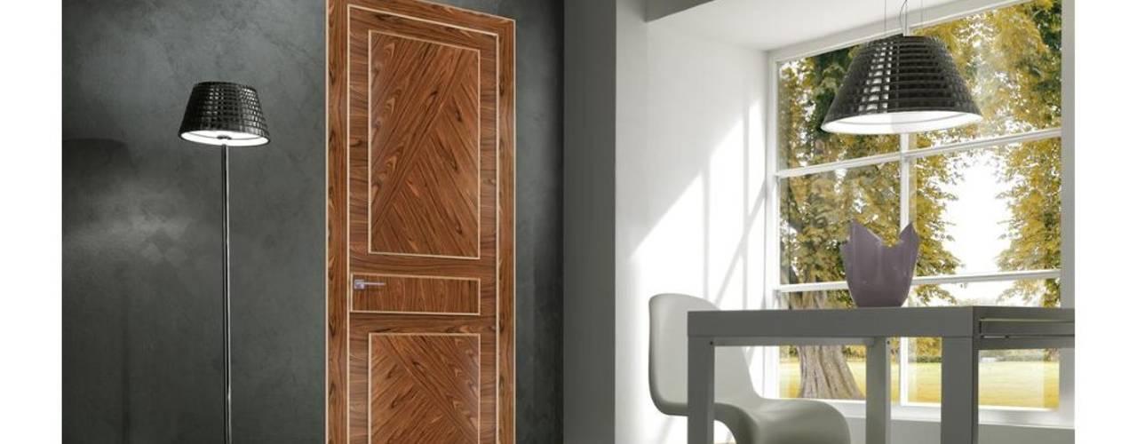 Fenêtres & Portes originales par TONDIN PORTE SRL con unico socio Éclectique