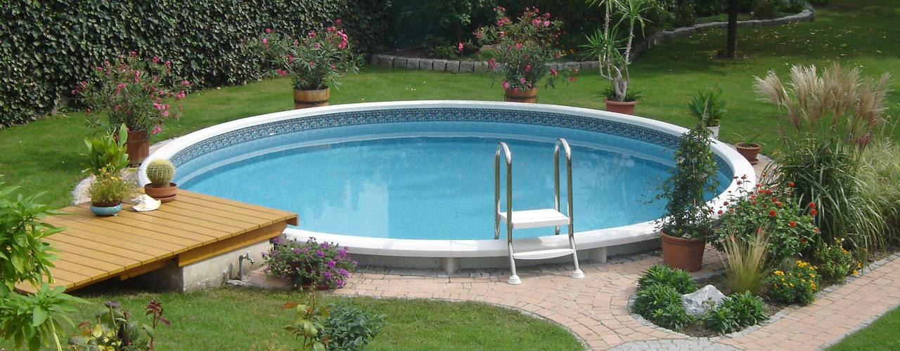 Albercas clásicas de Pool + Wellness City GmbH Clásico