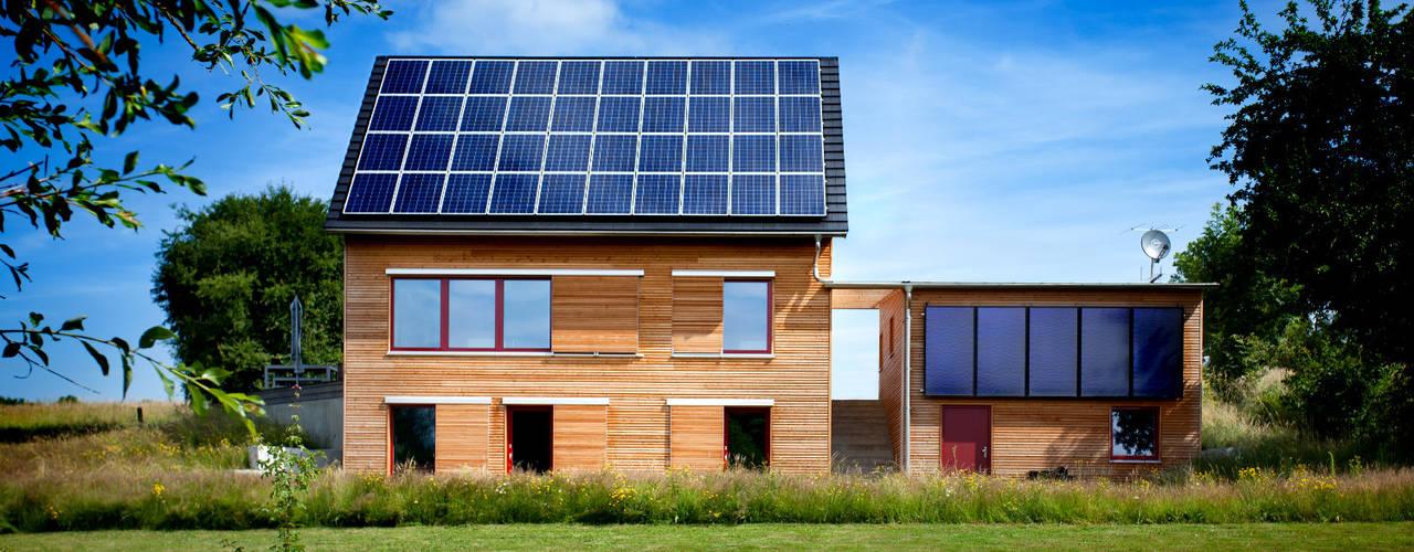 Einfamilienhaus Thoma Holz GmbH Klassische Häuser