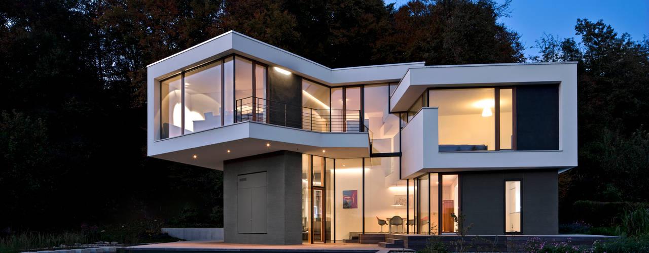 Houses by Kauffmann Theilig & Partner, Freie Architekten BDA