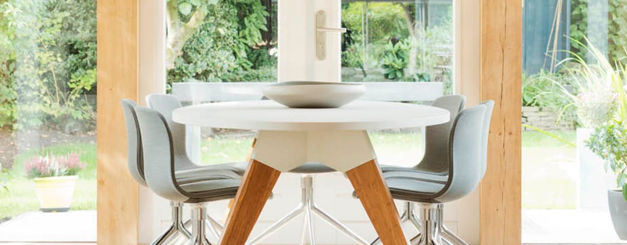 Aanbouw en interieurplan woning :  Serre door Jolanda Knook interieurvormgeving,