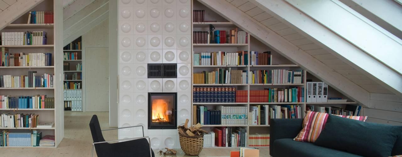 โดย Bohn Architekten GbR สแกนดิเนเวียน