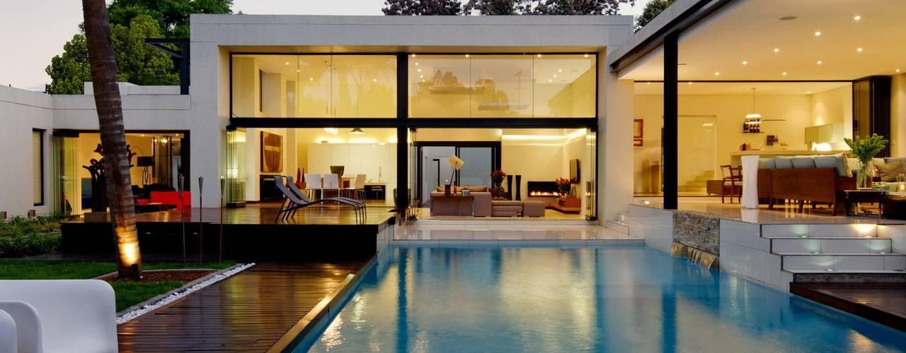 House Mosi Maisons modernes par Nico Van Der Meulen Architects Moderne