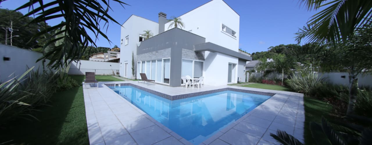 Pool by Cecyn Arquitetura + Design, Modern